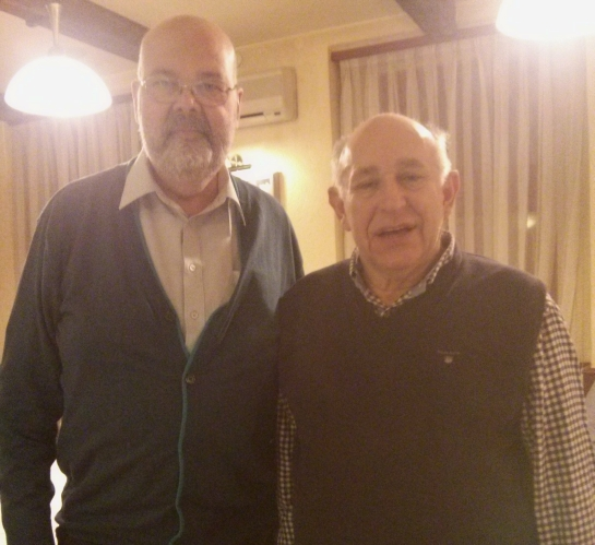 Interjú Rosenstein Tiborral