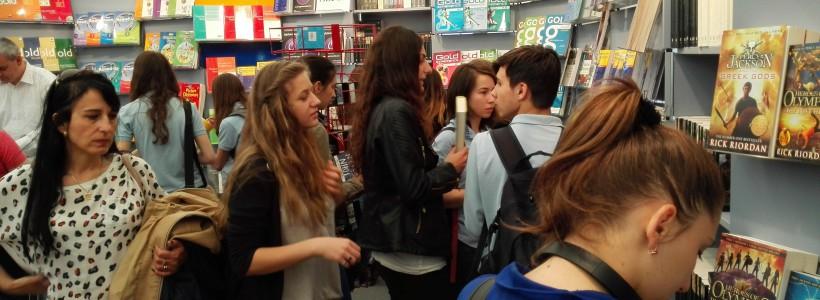 Gaudeamus Könyvvásár Nagyváradon
