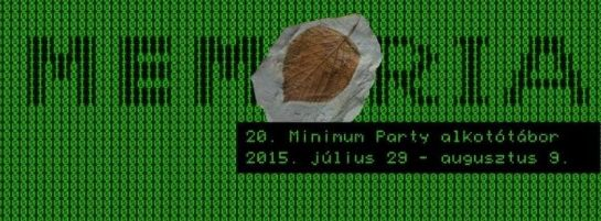 Minimum Party 2015