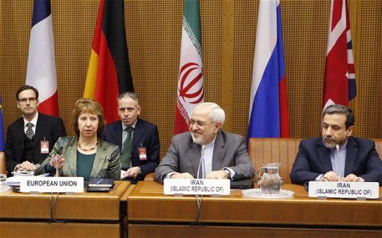 Történelmi megállapodás Iránnal