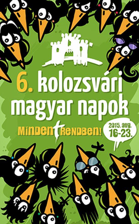 Kolozsvári Magyar Napok – 6. kiadás