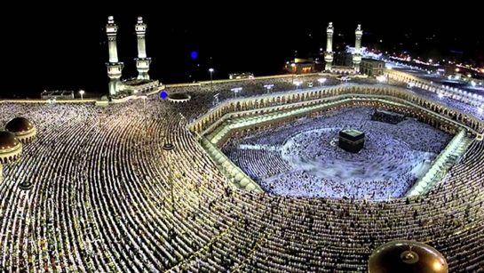 Sebesültek és halottak Mekka közelében
