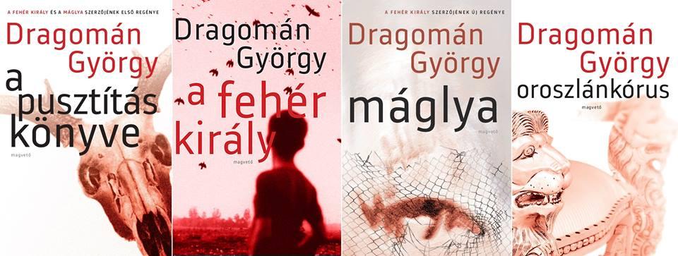Dragomán György a Temesvári Nemzetközi Irodalmi Fesztiválon