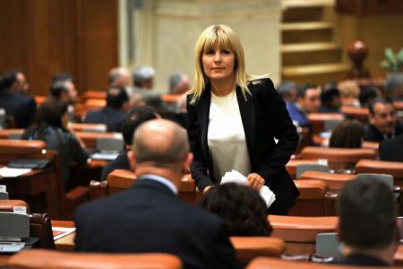 Nem engedélyezték a képviselők Elena Udrea letartóztatását