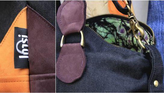 """""""Jorsi bags""""  – táskák, melyekben lélek lakik"""