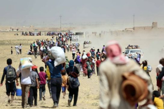Bemutatta jelentését az ENSZ Menekültügyi Főbiztossága