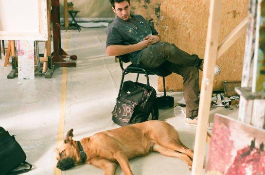 Gagyi Botond festőművész  egyéni kiállítása nyílik ma Bukarestben