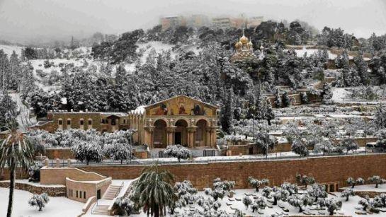 Havazott Jeruzsálemben is