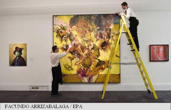 Újabb rekordár egy Ghenie festményért