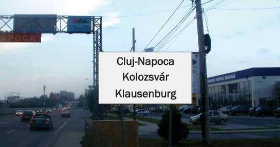 Nem! – ez a válasz a magyar helységnévtáblára