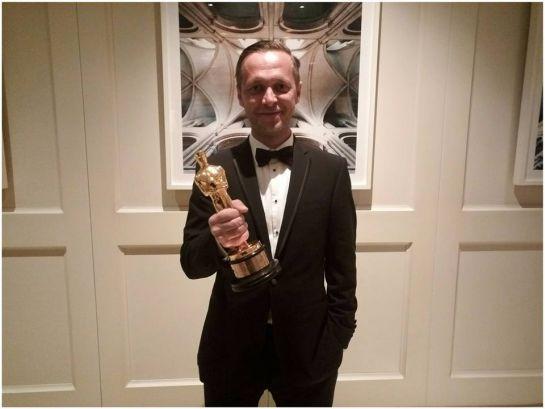 A Saul fia kapta a legjobb idegen nyelvű filmnek járó Oscar-díjat ma hajnalban Los Angelesben