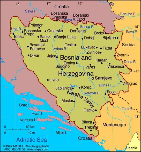 Bosznia az EU-ba készül