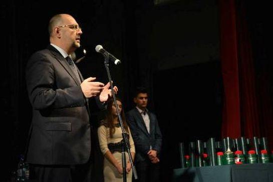 Átadták az Ezüstfenyő-díjakat Marosvásárhelyen