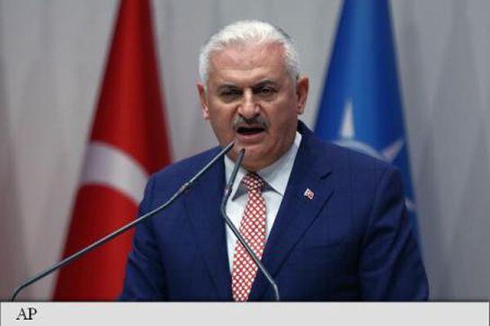 Binali Yildirim az új török kormányfő