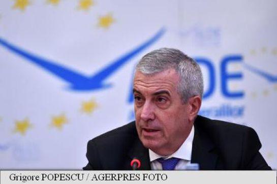 Kényszermegoldás: Tăriceanu beiratkozik a Pro Romániába