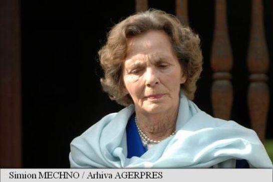 Elhunyt Anna királyné