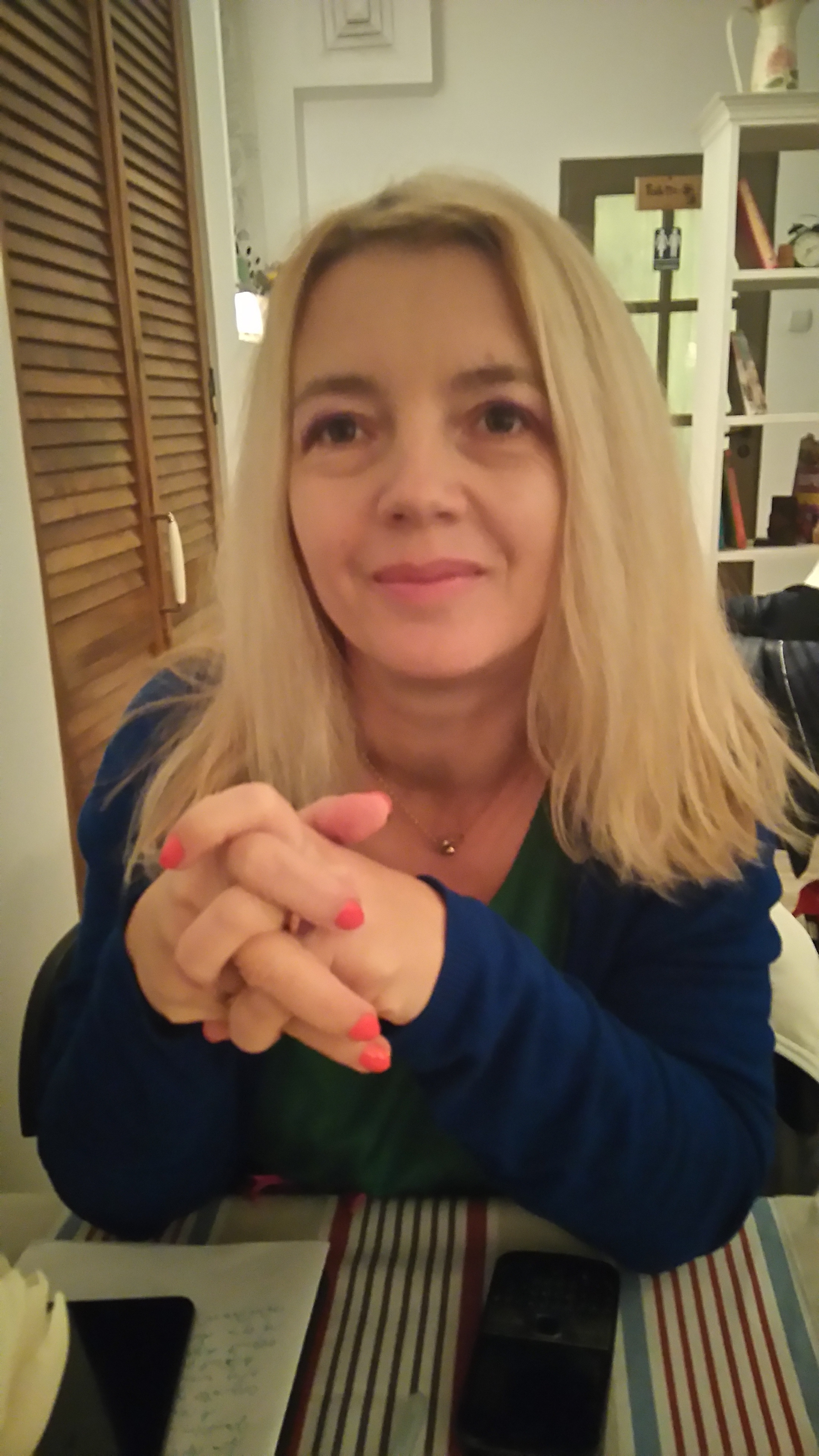 Interviu cu Ema Toader