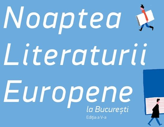 Az Európai Irodalom Éjszakája Bukarestben