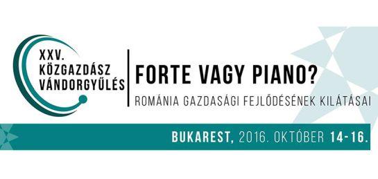 Először tartanak RMKT Vándorgyűlést Bukarestben