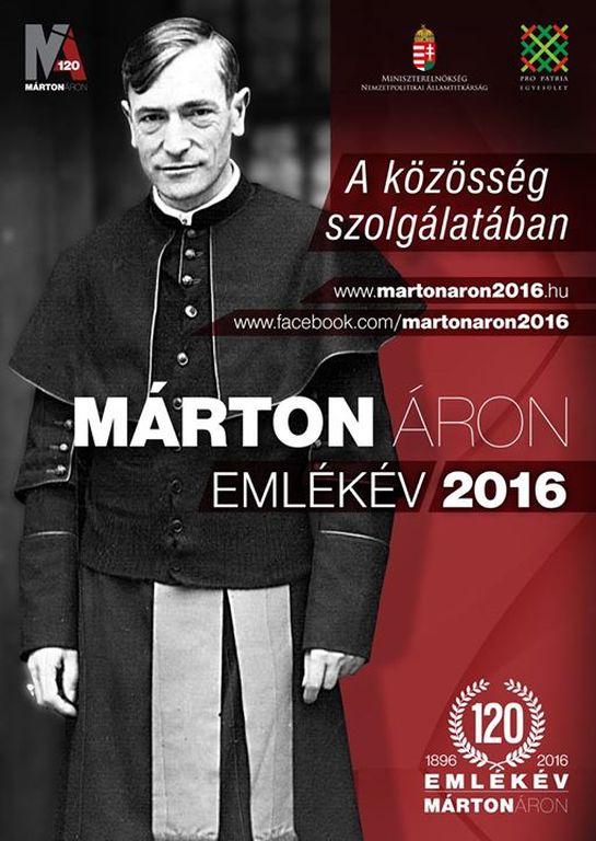 Csíksomlyón zárják a Márton Áron-emlékévet