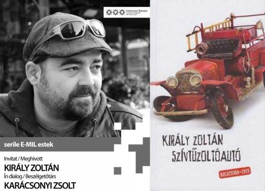 Király Zoltán Bukarestben