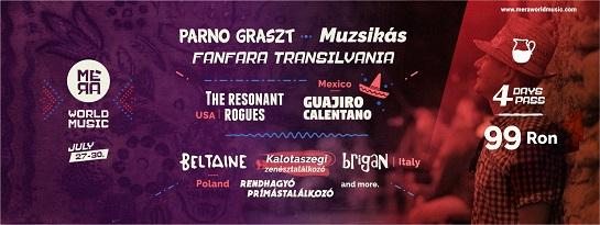 Idén is megszervezik a Méra World Music fesztivált
