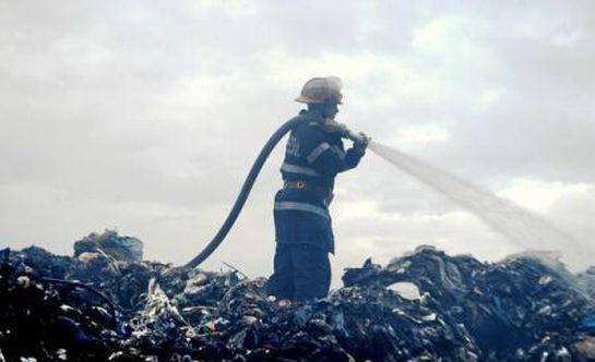 Kitüntetésben részesültek a görögországi tüzek megfékezésében segédkező tűzoltói egységek parancsnokai