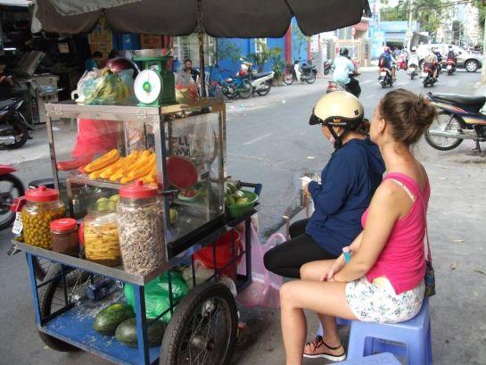 Bajczi Marianna és Zabó Kitti mindennapjai Vietnamban és Malajziában
