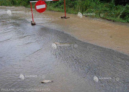 Károkat okozott az árvíz