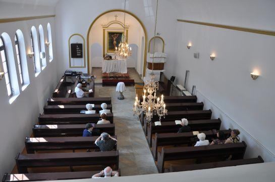 Evangélikus igehirdetés, szeptember 13.