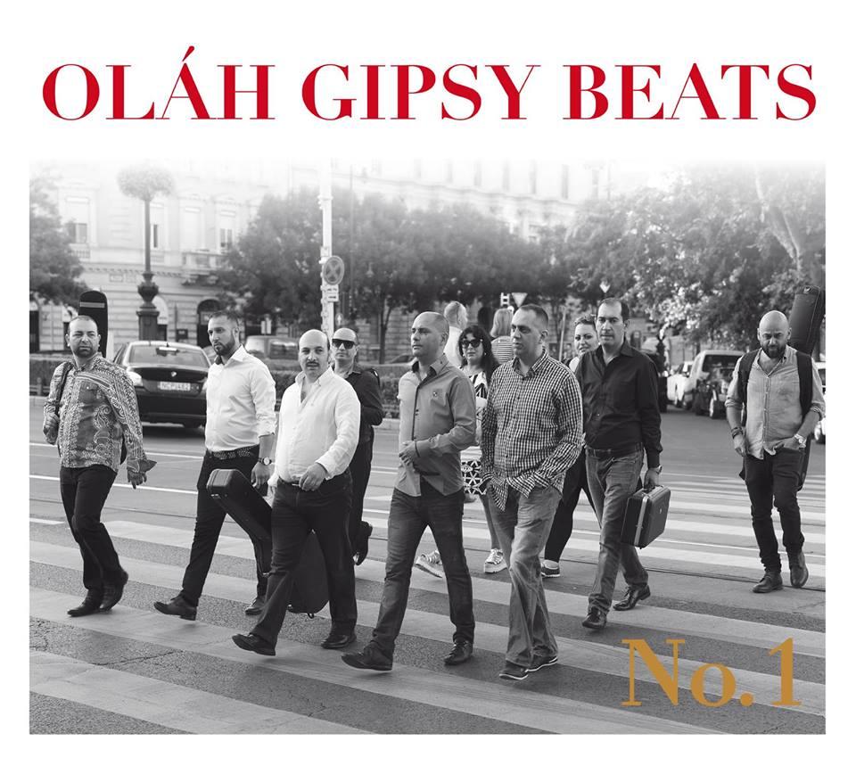 Megmutatni magunkat, a művészet által – az Észpresszóban az Oláh Gipsy Beats