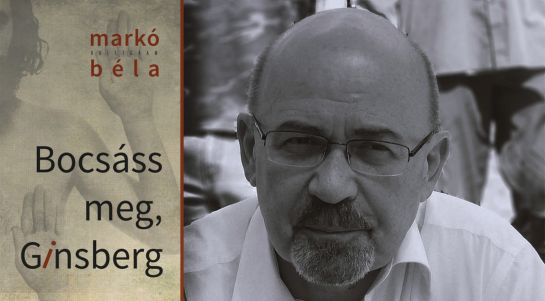 Bocsáss meg, Ginsberg – Markó Béla kötetéről
