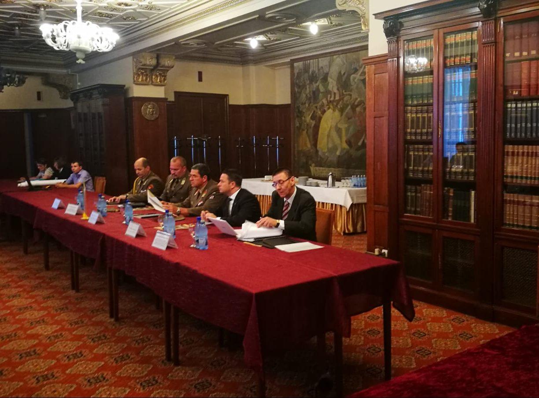 Központi katonatemetőről is tárgyalt a román és a magyar küldöttség Bukarestben