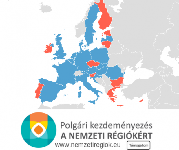Európai polgári kezdeményezés a nemzeti régiókért