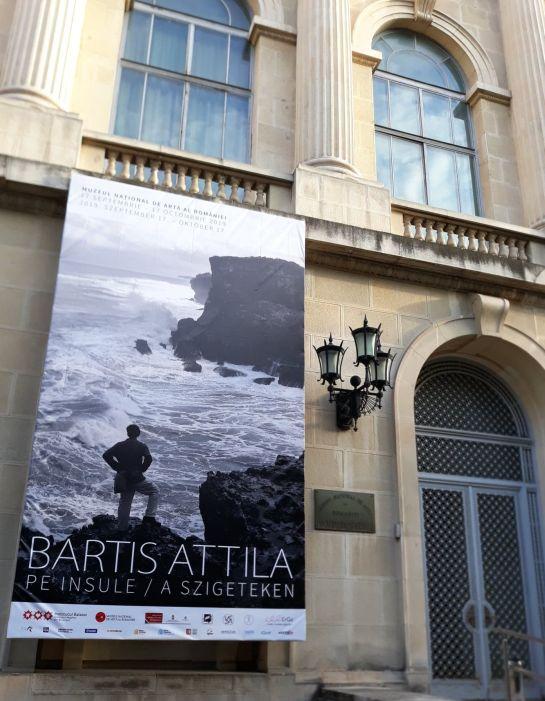 Bartis Attila fotói Bukarestben