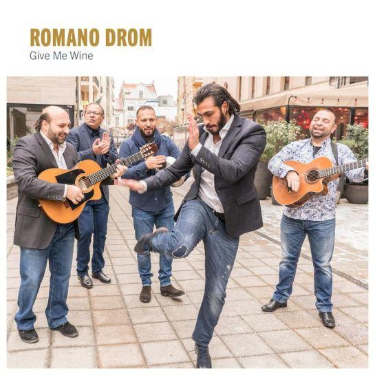 Adj bort! – 20 éves a Romano Drom együttes