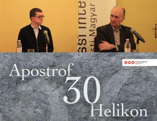 Helikon / 30 / Apostrof