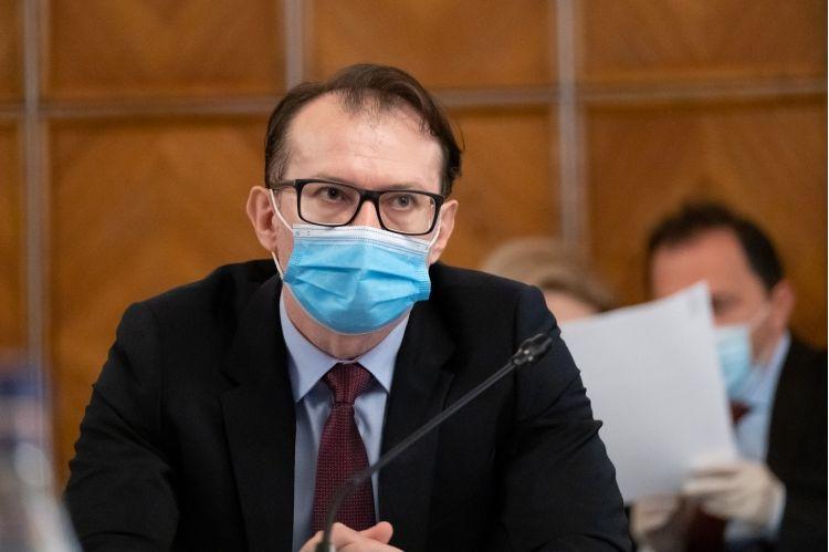 Florin Cîțu: 4 és fél milliárd lejjel csökkentek az államkassza bevételei