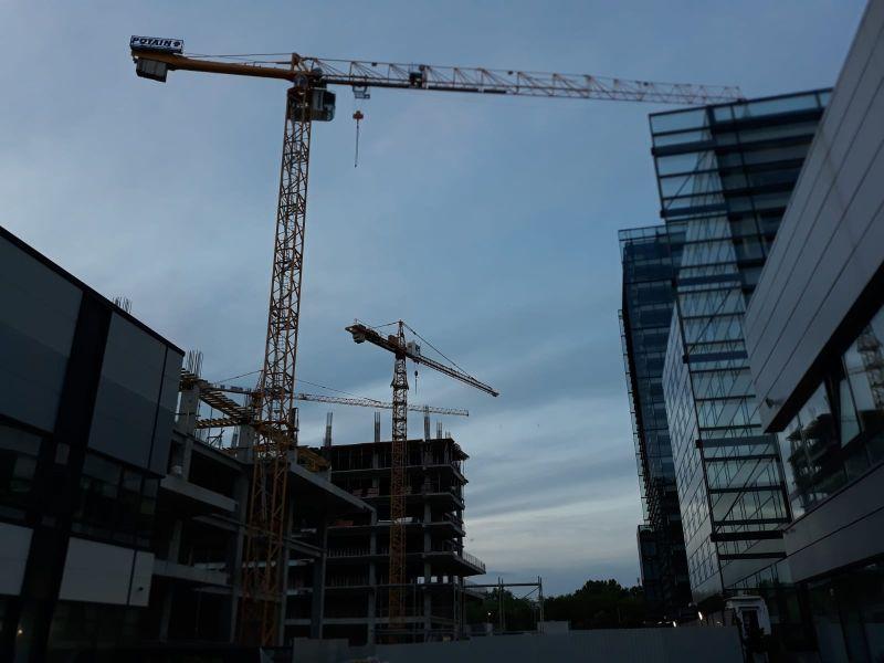 Romániában nem indult hanyatlásnak az építőipar