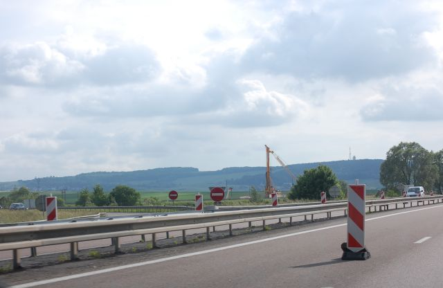 Épülhet tovább az Észak-erdélyi autópálya