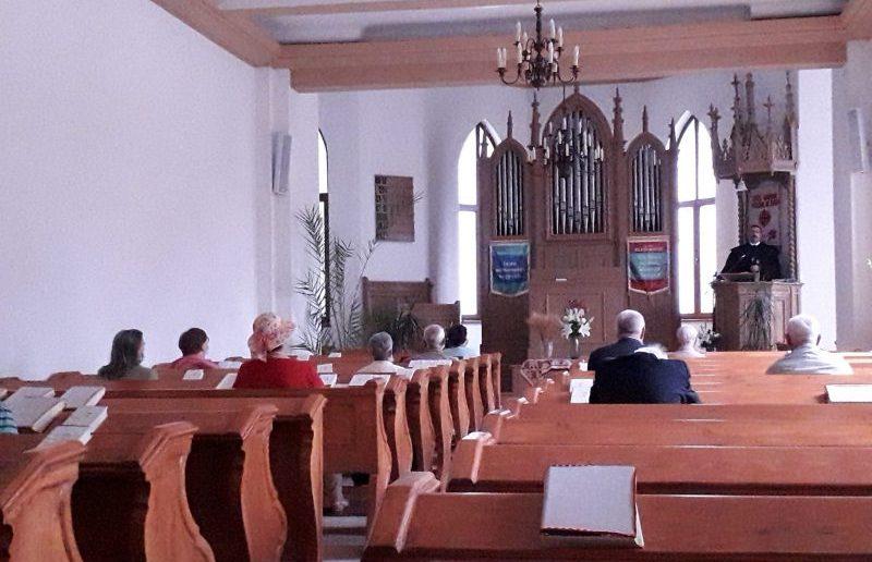 Egyház a karanténban