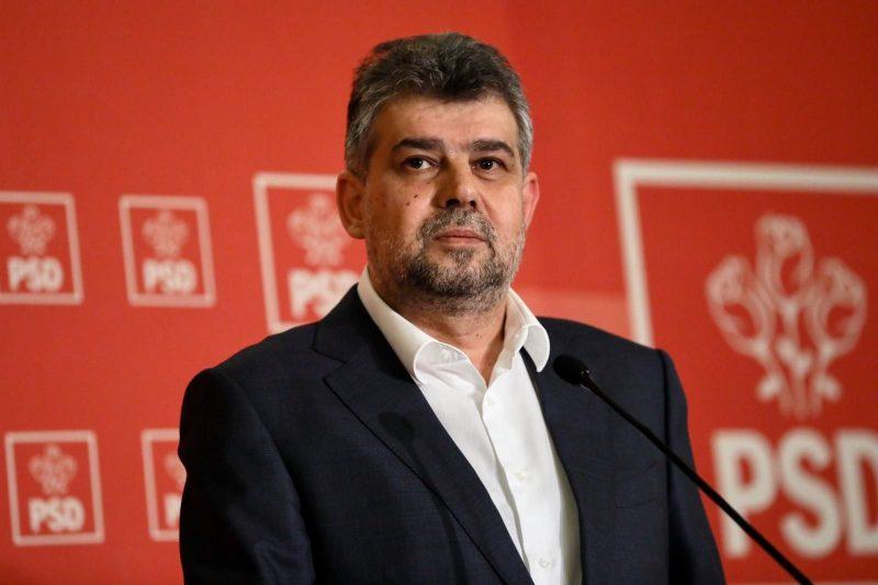 Marcel Ciolacu: Továbbra is a PSD Románia legnagyobb pártja