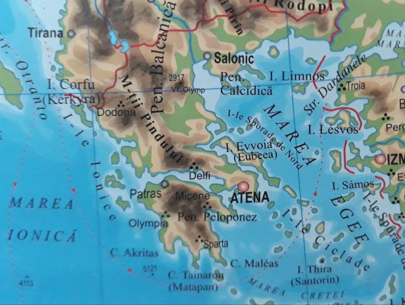 Elutazás előtt töltsük ki a görögországi kérdőívet