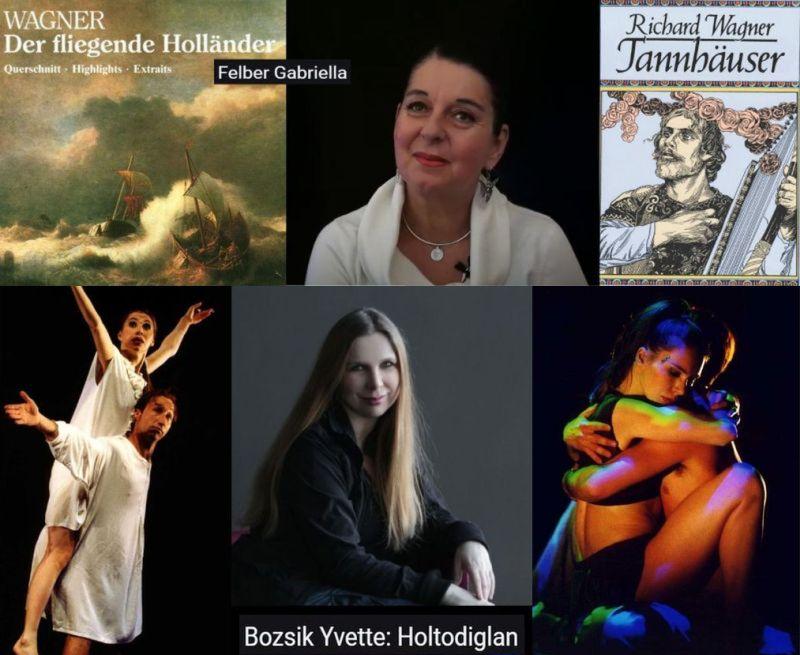 Beszélgetés Felber Gabriella énekesnővel és Bozsik Yvette balettművésszel