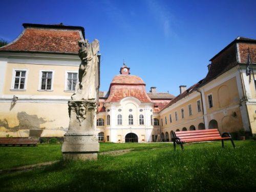 Várja látogatóit a gernyeszegi Teleki-kastély