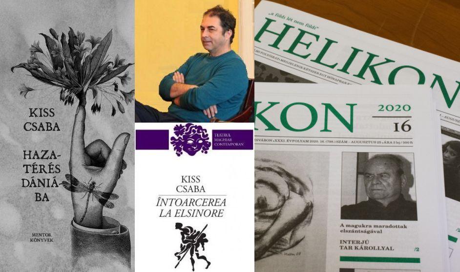 Aranyszalagtár: Interjú Kiss Csabával & Helikon 15, 16