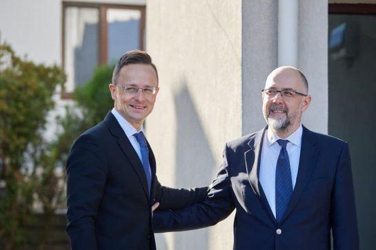 Semjén Zsolt és Szijjártó Péter is gratulált az RMDSZ-nek
