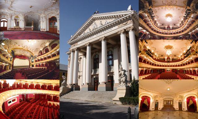 Fennállásának 120. évfordulóját ünnepli a nagyváradi Szigligeti Színház