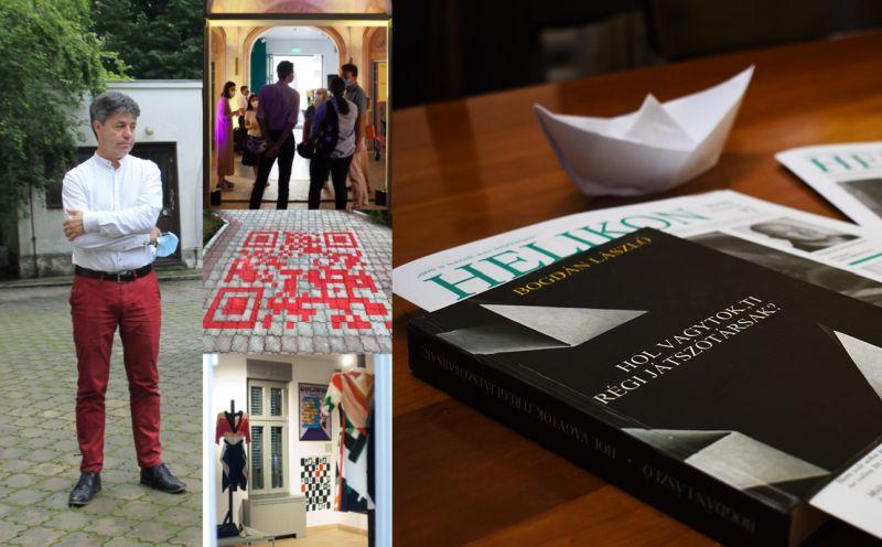 Nevet változtatott a bukaresti Balassi Intézet & Helikon 17-18