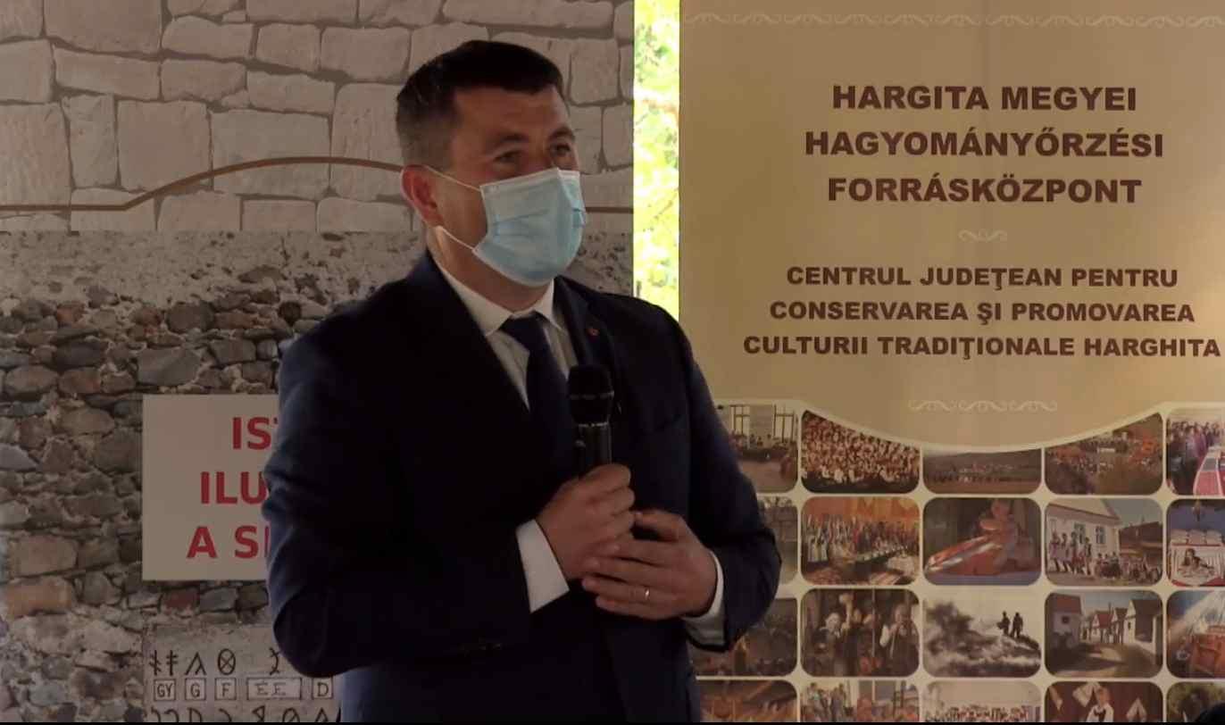 Borboly Csaba nyilatkozott az úzvölgyi katonatemető ügyében